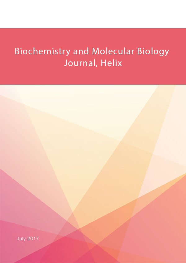 Biochemistry and Molecular Biology Journal Helix