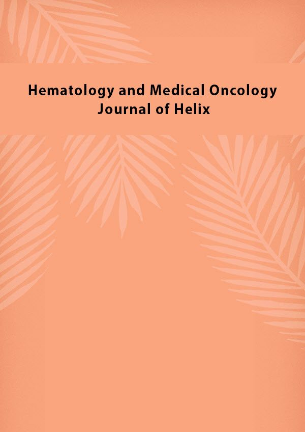 Hematology and Medical Oncology Journal of Helix