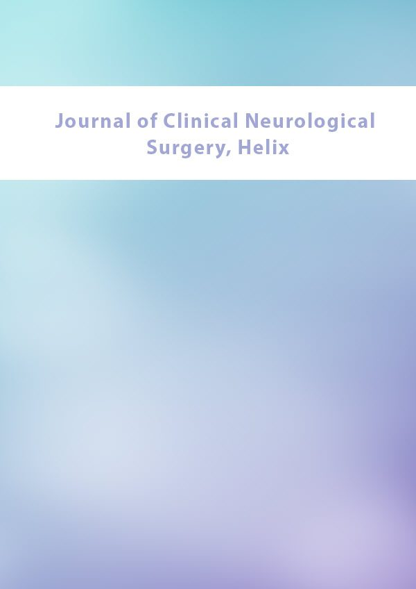 Journal of Clinical Neurological Surgery Helix