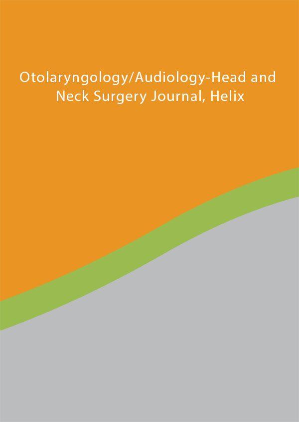 Otolaryngology Audiology Head and Neck Surgery Journal Helix