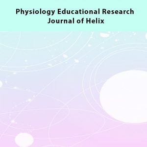 Physiology Educational Research Journal of Helix
